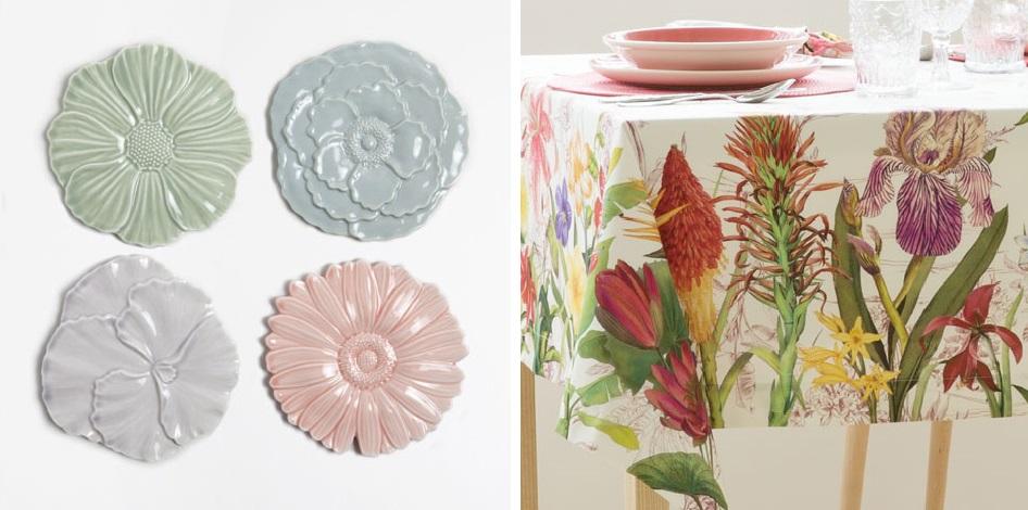 Stampe botaniche un magico eden fra le pareti domestiche mirabilinto - Cuscini giganti ikea ...