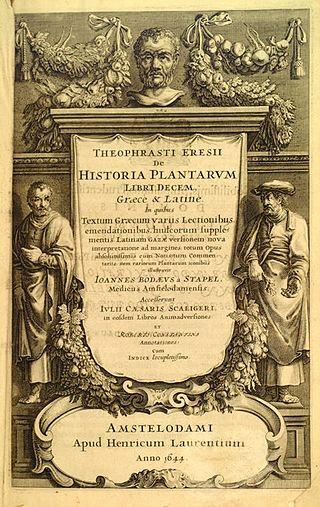 Historia-Plantarum