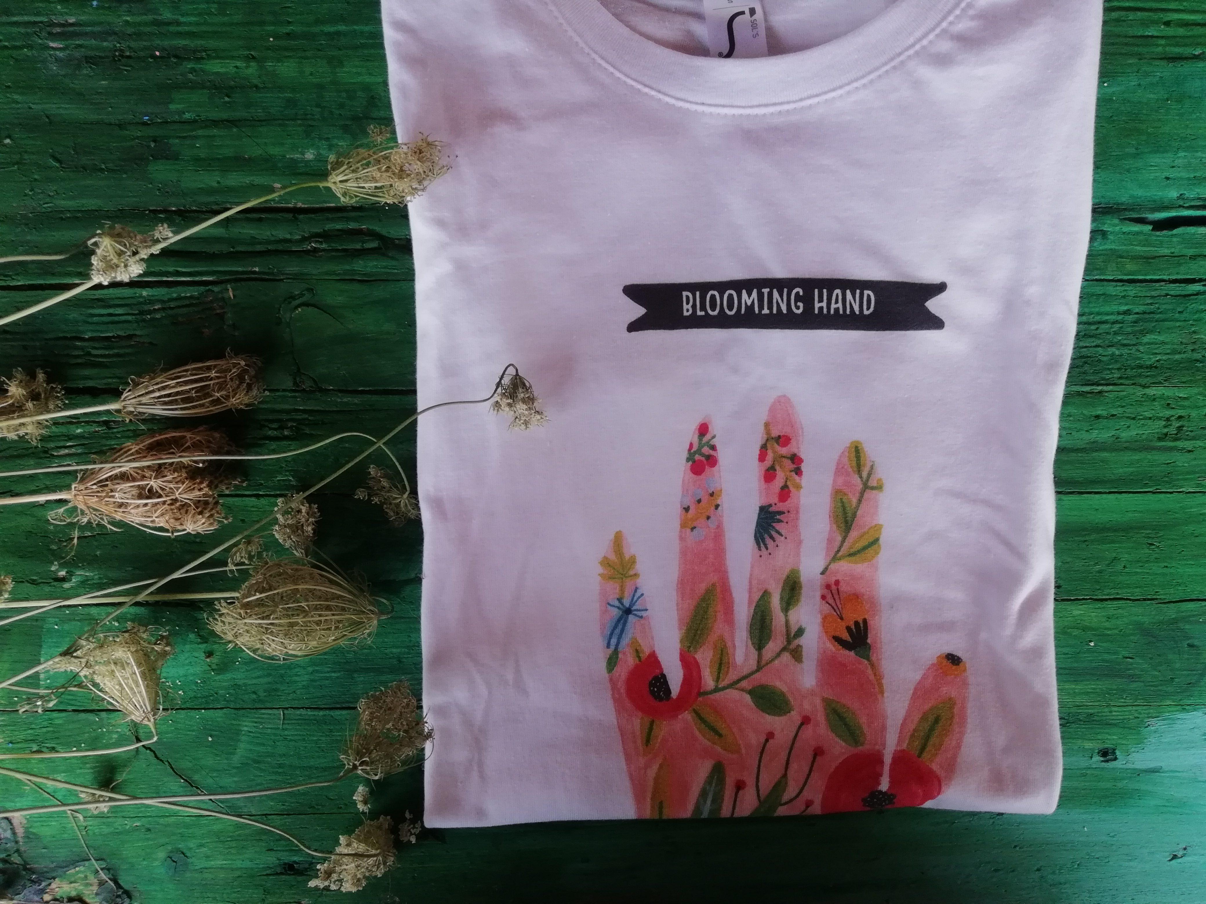 t-shirt-dipinta