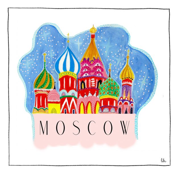 moscow-illustration