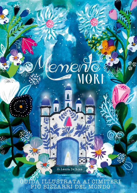 "Copertina ""Memento Mori"" a cura di SpiceLapis"
