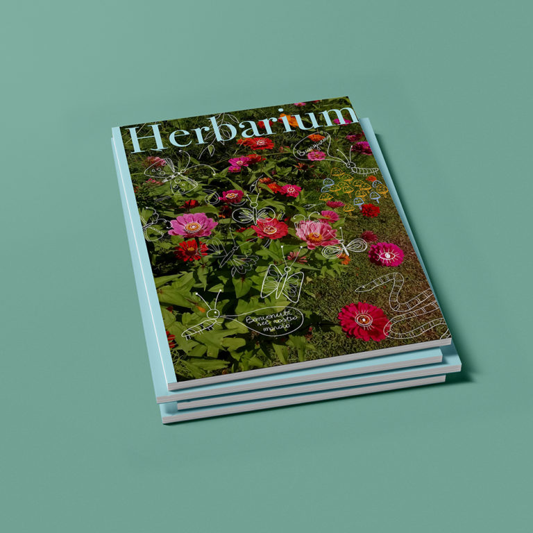 Copertina rivista, 2019