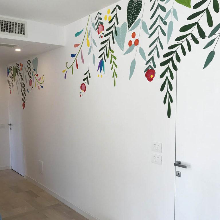 corridoio floreale
