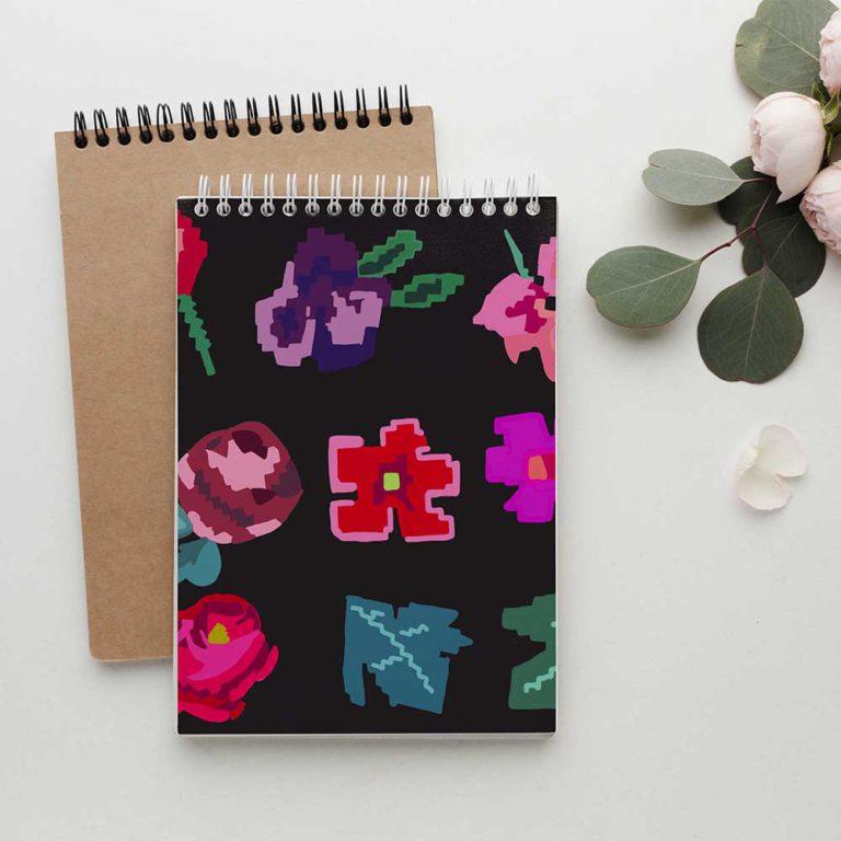 pattern quaderno