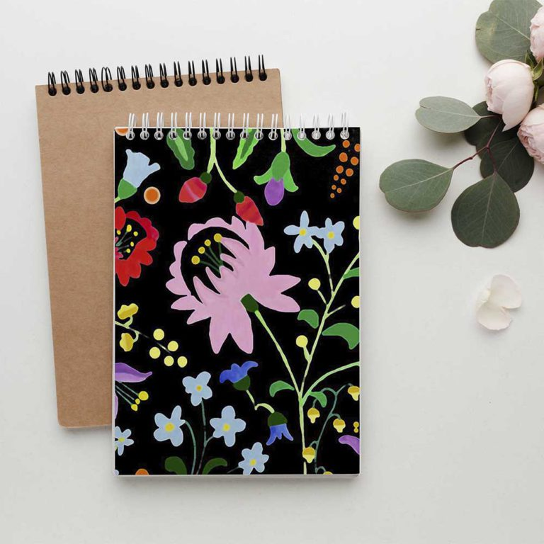 pattern su quaderno