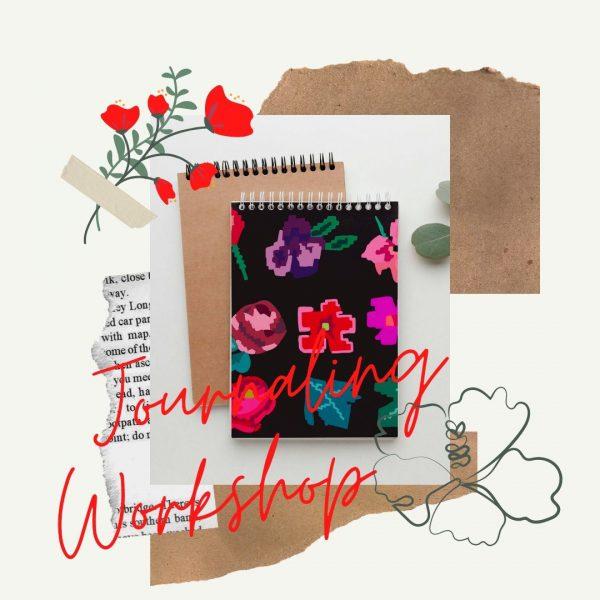 Post Instagram per workshop di journaling